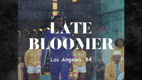 Los Angeles 1984 - A história de quando Carl Lewis conheceu Jesse Owens