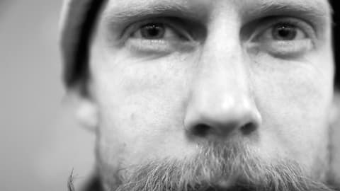 Robert Johansson: The man behind the moustache