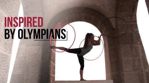 Compilation Ginnastica Ritmica I Inspired by Olympians