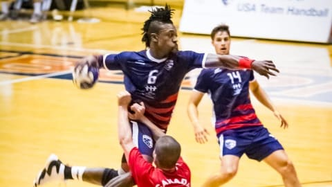 Gary 'Hangtime' Hines and USA Handball's 10-year plan: Gold at LA 2028?