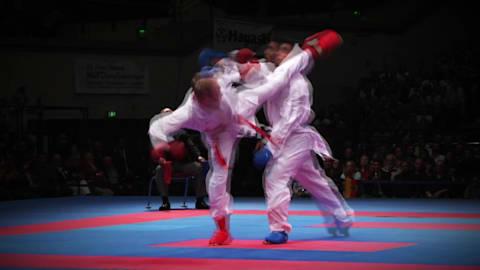 2020 neu im Programm: Karate