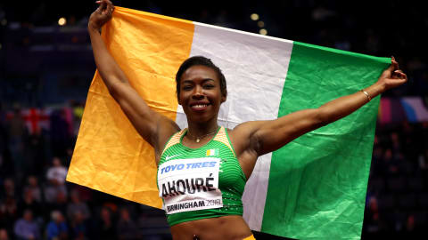 Ahoure win confirms it's Africa's Time To Shine In Women's Sprinting