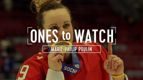 Marie-Philip Poulin: The 'Captain Clutch' Of Women's Ice Hockey