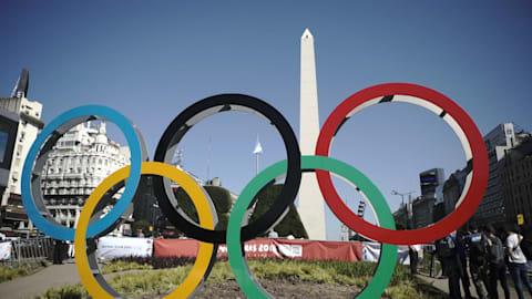 حلقات جديدة في بوينوس آيرس قبل عام على الألعاب