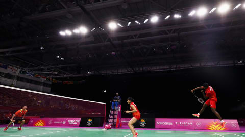 準決勝 #1 | BWFスディルマンカップ -  南寧