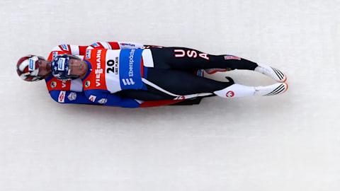 Doubles - Run 1 | FIL World Cup - Sochi