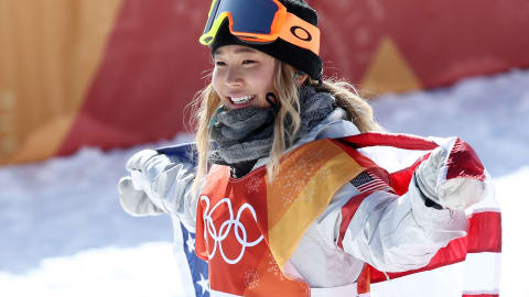 Chloe Kim named one of TIME Magazine's most influential teens