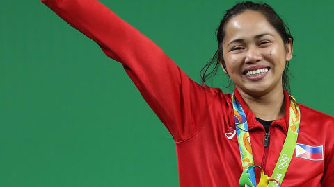 Hidilyn Diaz on golden Tokyo 2020 mission: