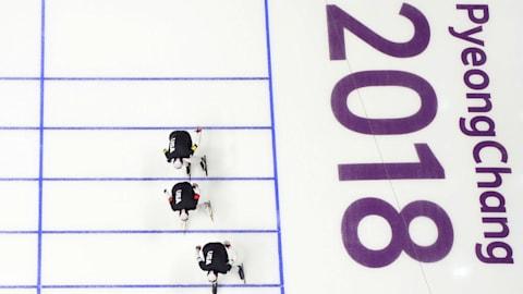 Finales persecución por equipo - Patinaje de Velocidad | PyeongChang en 360°