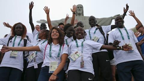 Refugee Olympic Team Tokyo 2020 shortlist announced