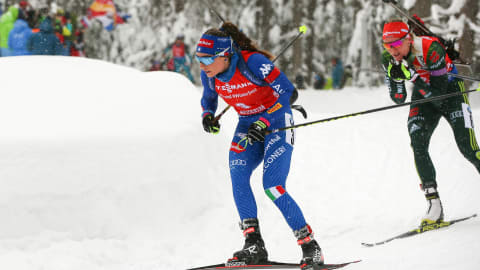 Women's 7.5km Sprint | IBU World Cup - Antholz-Anterselva