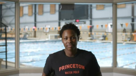 How water polo MVP Ashleigh Johnson smashed stereotypes