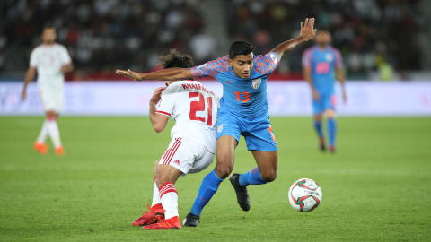 From track to turf, India's Ashique Kuruniyan forges his football destiny