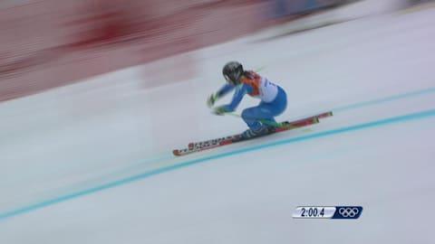 Medalhistas Eslovenos - Tina Maze -  Esqui Alpino - GiantS - Sochi 2014