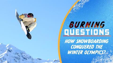 スノーボードはいかにして冬季五輪で人気を高めたのか?