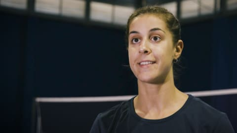 Exclusivo! Carolina Marin anuncia data de retorno