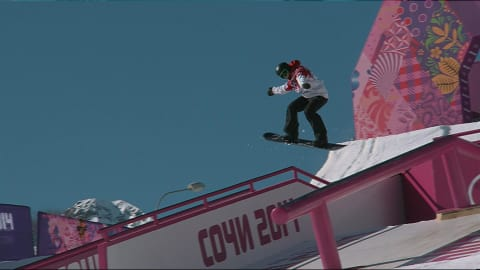 McMorris clinches snowboard slopestyle bronze | Sochi 2014
