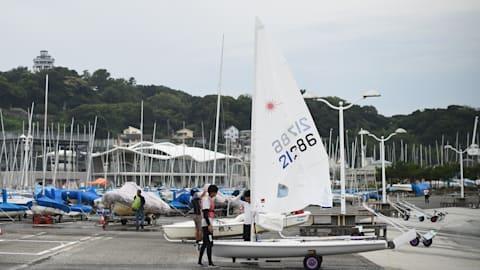 セーリング女子:日本女子は若手が台頭、江の島開催を生かせるか