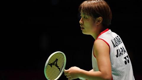 奥原希望:女子バドミントンの「希望」の星、東京五輪で金メダルへの期待