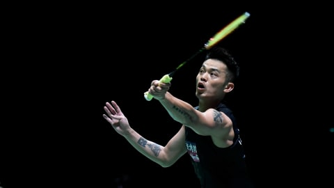 Chinese legend Lin Dan to continue fight for spot at Tokyo 2020
