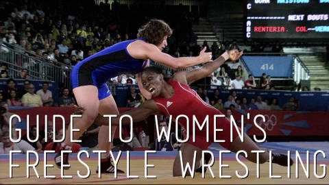 Women bring something different to wrestling