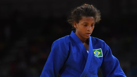 Rafaela Silva vows to prove innocence after positive test