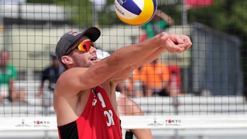 Poule (H) | Tournoi de Qualification Olympique de Beach-Volley