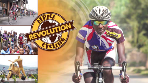 The secrets of DR Congo's cycling revolution