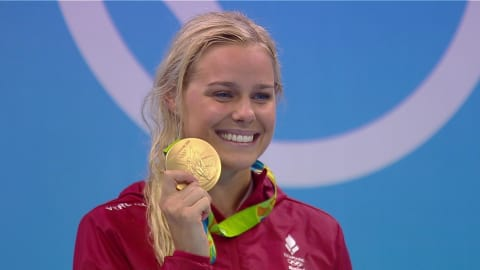 Reviviendo Río: final de los 50 metros estilo libre femeninos
