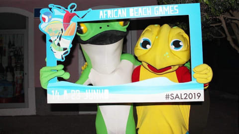 Everything you need to know about the first African Beach Games