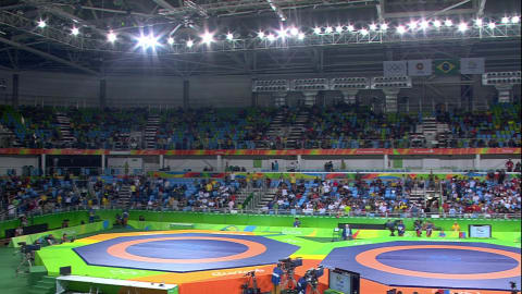 Wrestling: Men's Freestyle 65kg & 97kg | Rio 2016 Replays