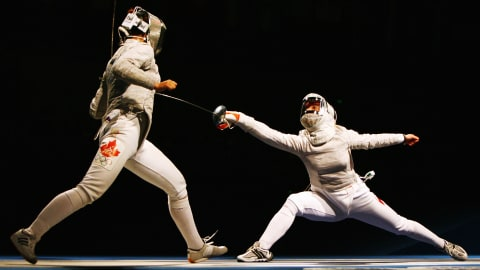 The beauty of Fencing
