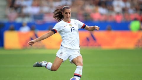 Is Alex Morgan fit for USA's Women's World Cup showdown with France?