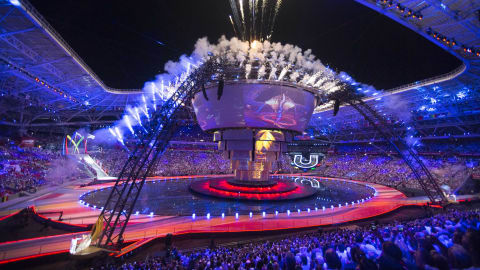 Everything you need to know about the 2019 Summer Universiade