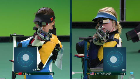 US shooter wins first gold medal of Rio 2016