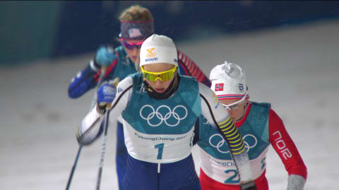 Velocidade (F), Final – Esqui Cross-Country | Replays de PyeongChang 2018
