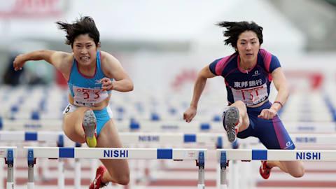 青木益未:アジア大会5位、女子100mハードルで日本勢2大会ぶりの出場なるか