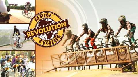 South African BMX stars are made in Velokhaya