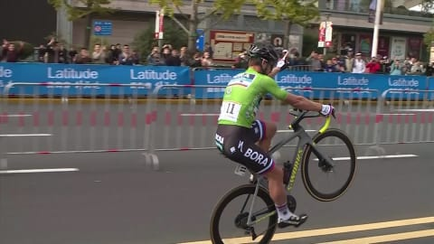 Peter Sagan triumphs in Shanghai Criterium
