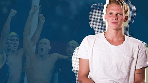 Cody Simpson e seu momento favorito: Quando a Austrália vence 2000