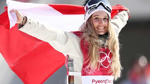 Starstruck Anna Gasser reveals Biles wish
