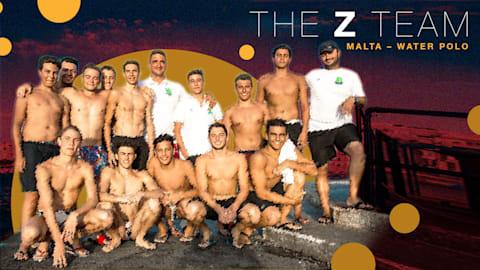 Kann ein 3-maliger Goldmedaillengewinner diese Wasserballmannschaft retten?