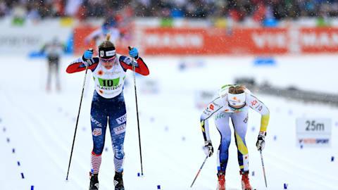 10km intervalos (F) | Copa del Mundo de la FIS - Otepää