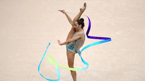 Clavette e Nastro | Campionati Mondiali FIG 2019 - Baku