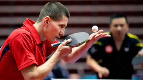 Sport Guide: Inside Table Tennis