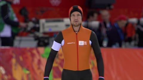 التزلج السريع: سباق 1000م   م. مولدر - سوتشي 2014
