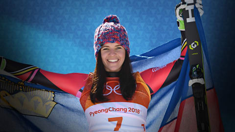 Tina Weirather: A historic Olympic gold medal for tiny Liechtenstein