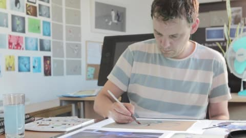 Meet the artist: Richard Swarbrick