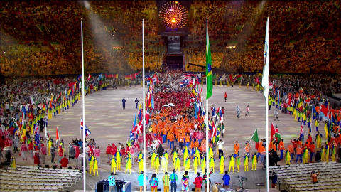 Rio 2016 - Closing Ceremony