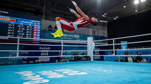 Boxe - Dia 5 - Qualificatórias e Finais | YOG Buenos Aires 2018